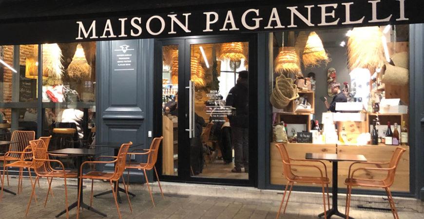Maison Paganelli : un bout de Corse à Nantes