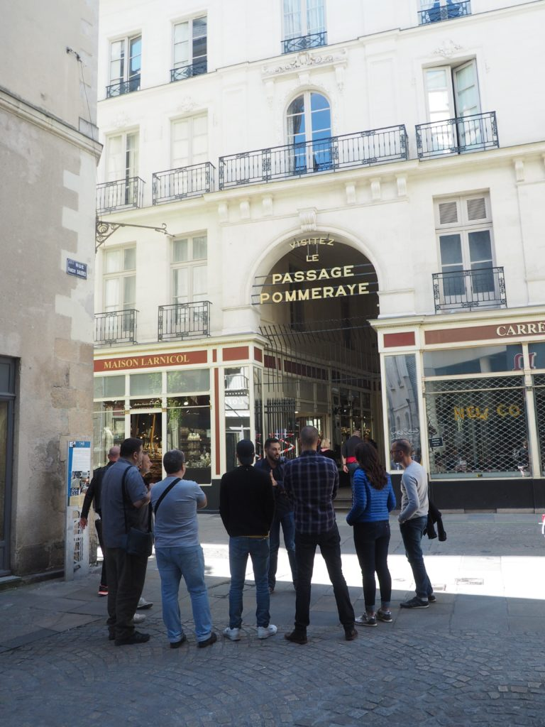 Passage Pommeraye Pierre Passion Patrimoine