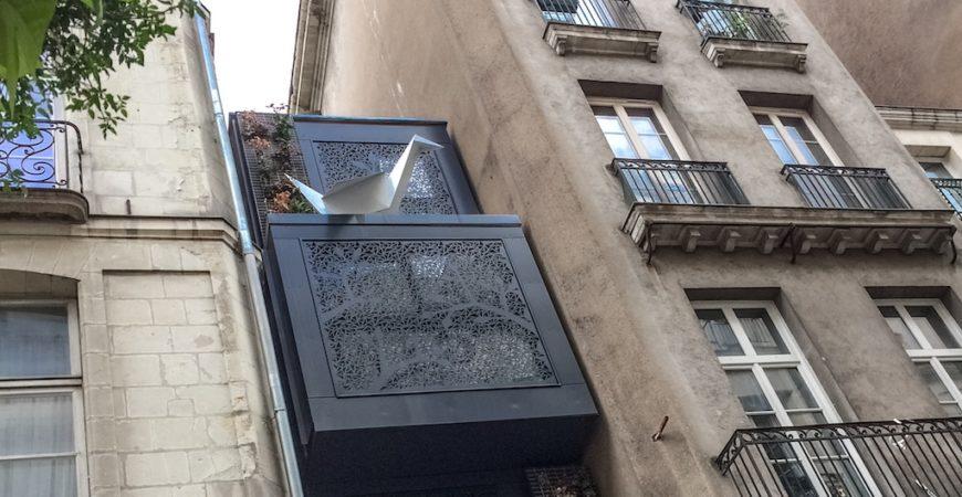 Micr'Home : un logement insolite dans Nantes