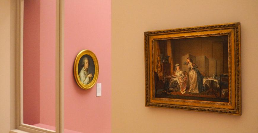 """Exposition """"Eloge de la sensibilité"""" – Musée des Beaux Arts de Nantes"""