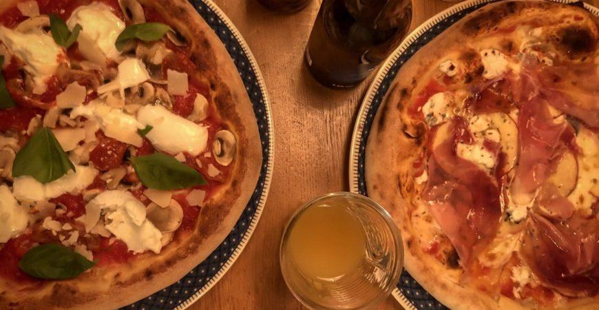 180g Pizza
