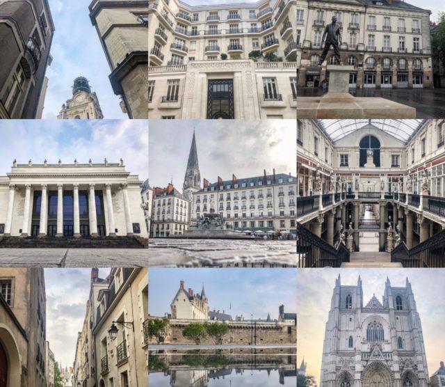 Nantes Diaporama – Un centre ville qui s'éveille