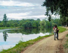 Pédaler au vert – Le Canal de Nantes à Brest