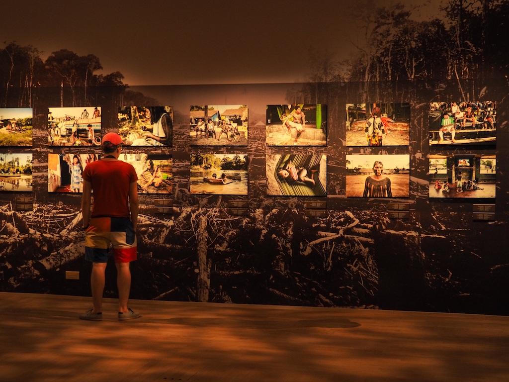 Exposition Amazonie