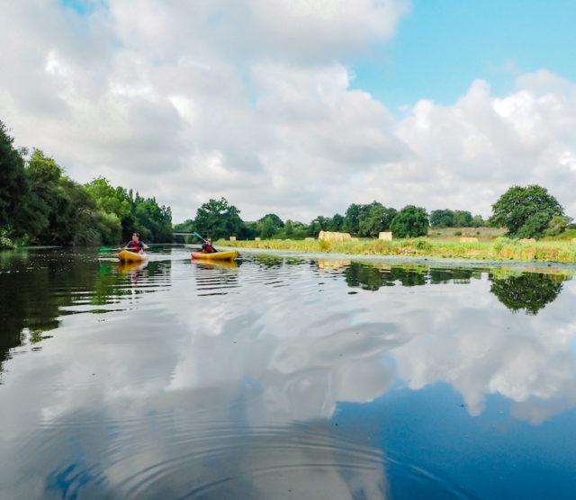 Escapade Nature – Balade en kayak
