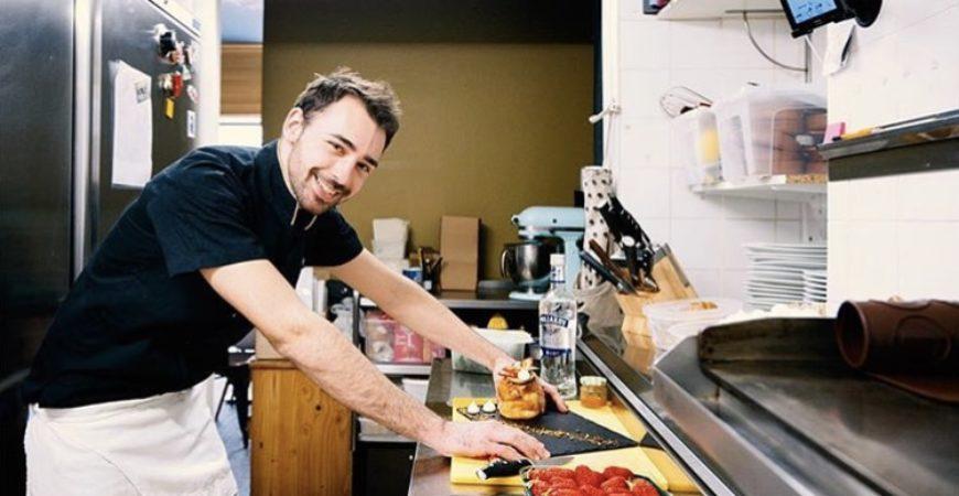 Voyage et cuisine avec Tony – Restaurant By Sainbioz à Nantes