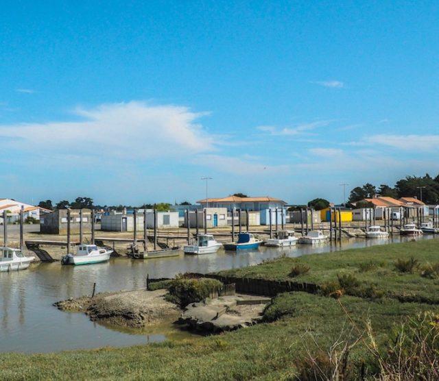 Balade d'été – Le Port du Collet