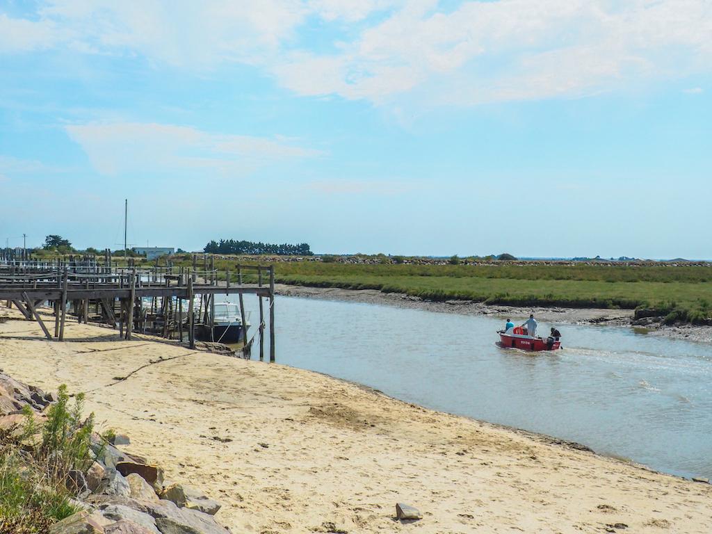 Port du Collet Les Moutiers en Retz