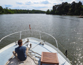 Le Voyage Photo Nantes – Un weekend sur l'Erdre