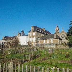 Nantes Butte Sainte-Anne
