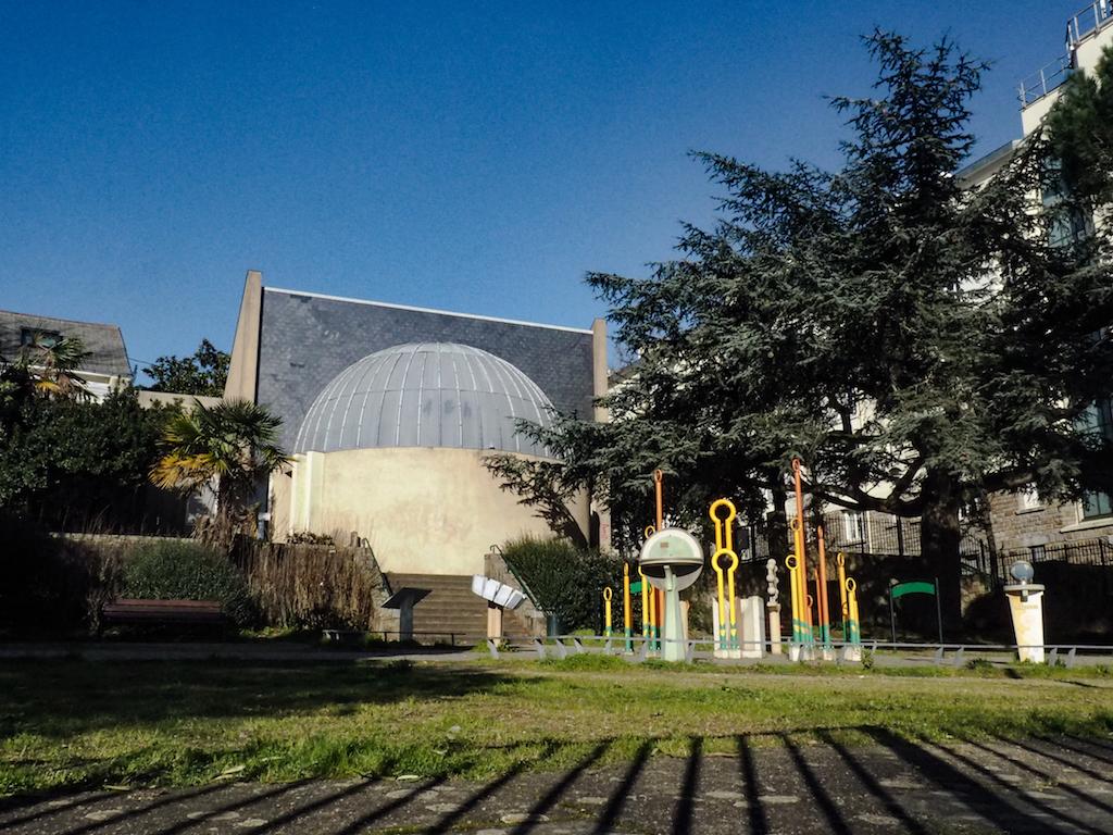 Nantes Butte Sainte Anne