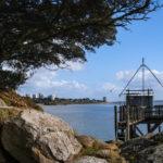 Saint-Nazaire et son bord de mer