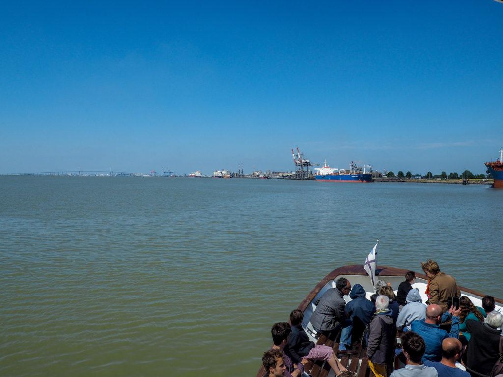 Croisière Estuaire