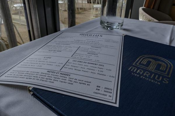 Restaurant Marius Pornic