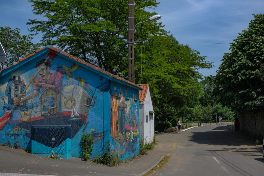 Nantes Balade Sèvre Morinière