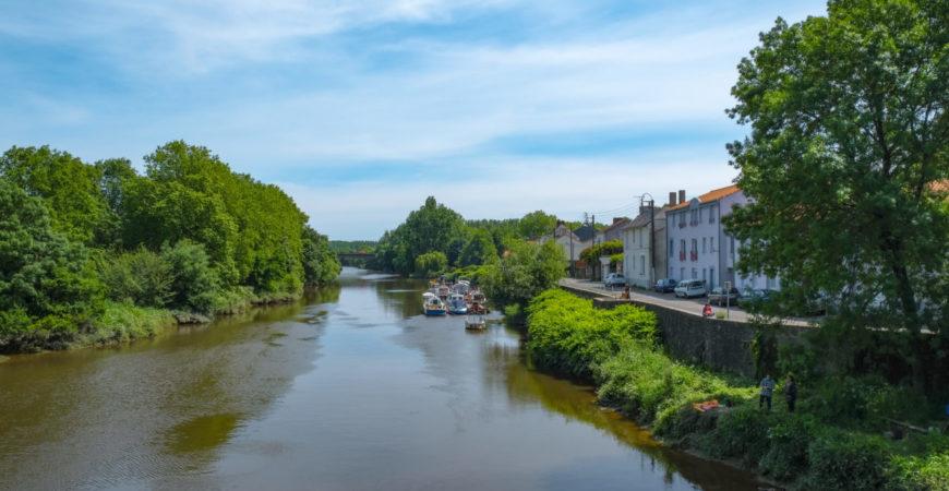 Nantes – Balade en bord de Sèvre
