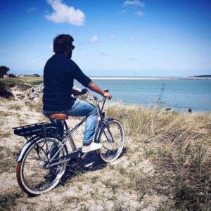 Sea Bike Sun