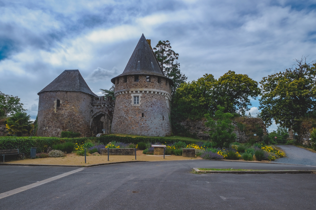 Champtoceau citadelle