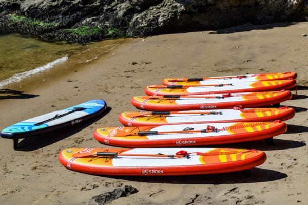 Paddle Ecole Line Up