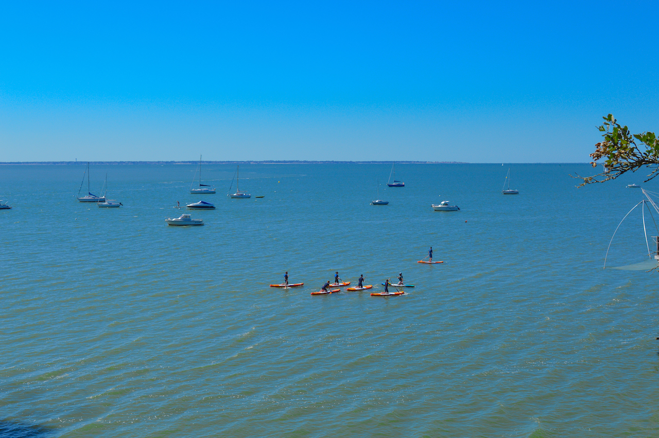 Paddle Saint Nazaire Ecole Line Up