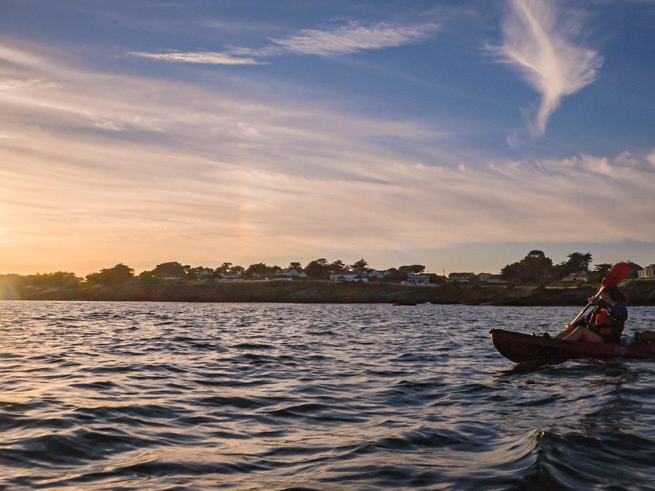 Kayak Nomade Préfailles