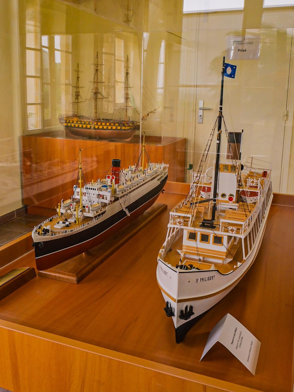 Musée Sémaphore Pointe Saint Gildas