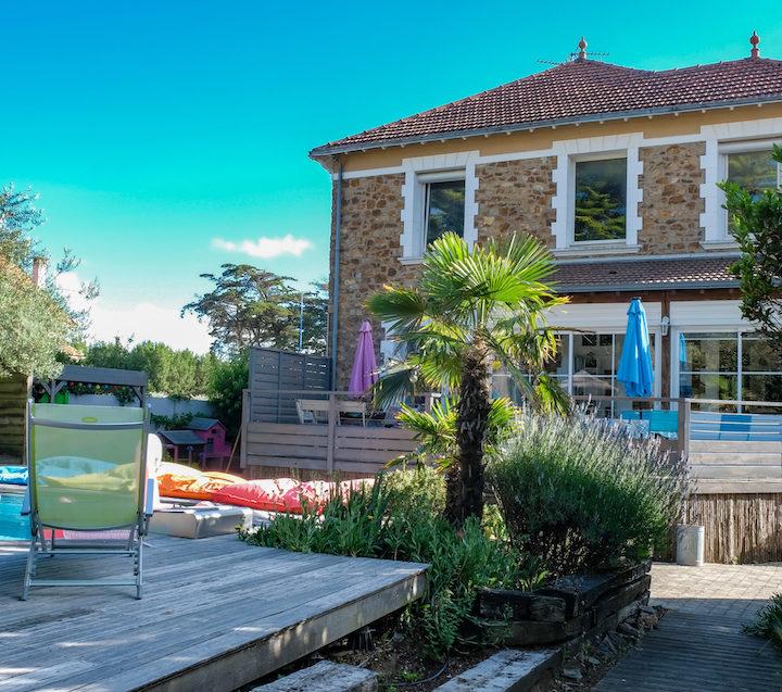 Villa Le Gage Saint Brévin