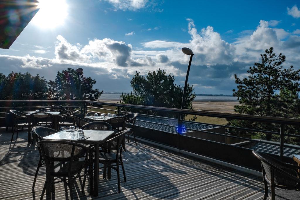 restaurant cotes et dunes