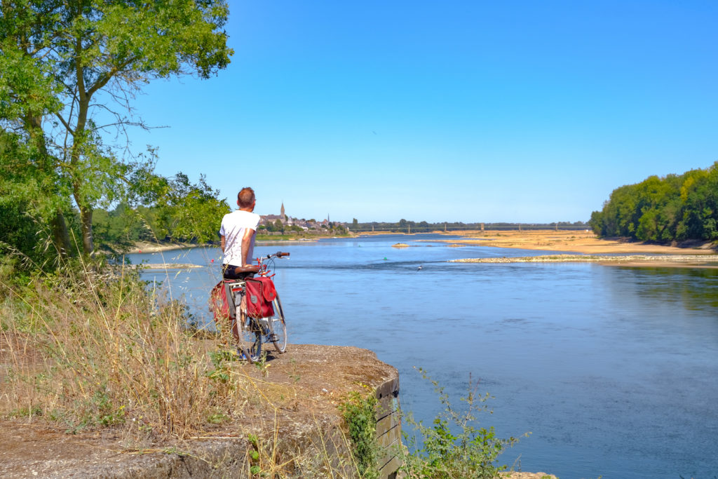 Loire à Vélo Ingrandes