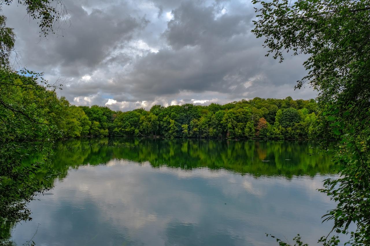 Lac Mine d'Abbaretz