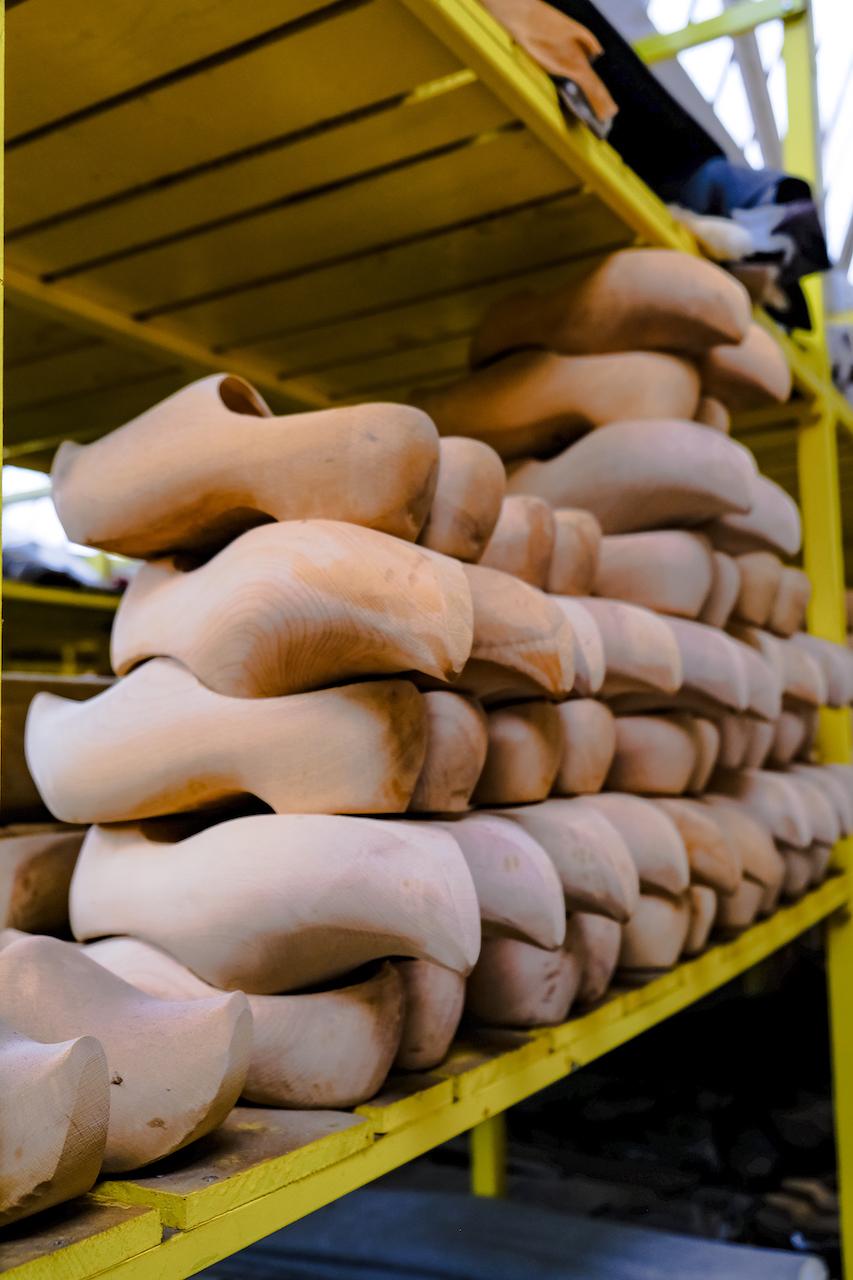 stockage sabots