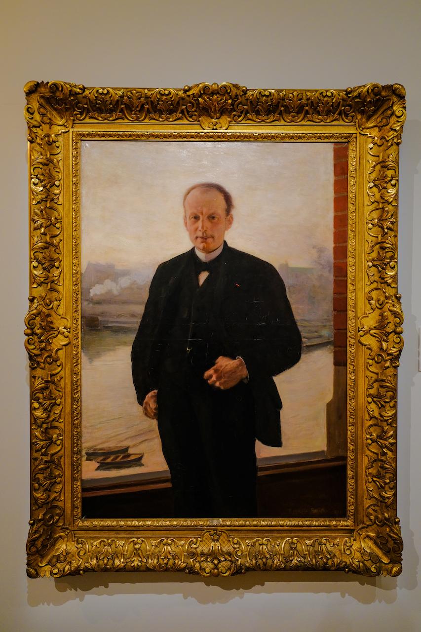 Portrait Louis Lefèvre Utile
