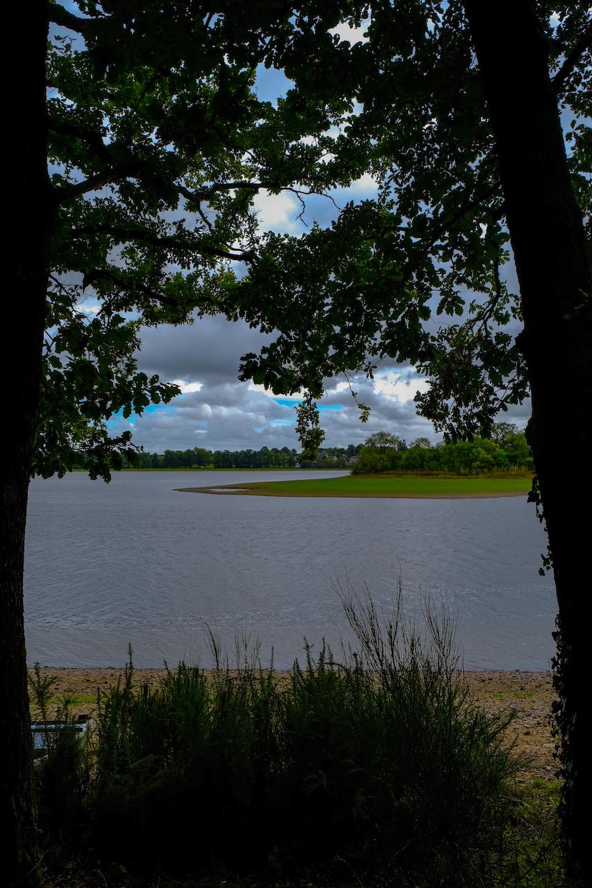 Vue Lac de Vioreau