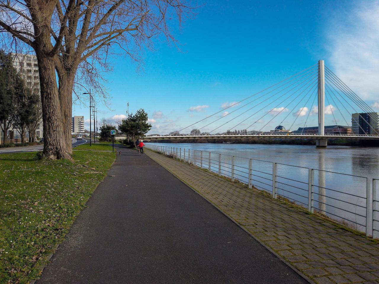 Balade Nantes Loire