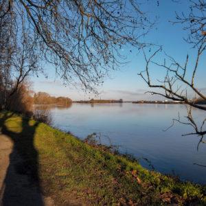 Balade Nantes Bord de Loire