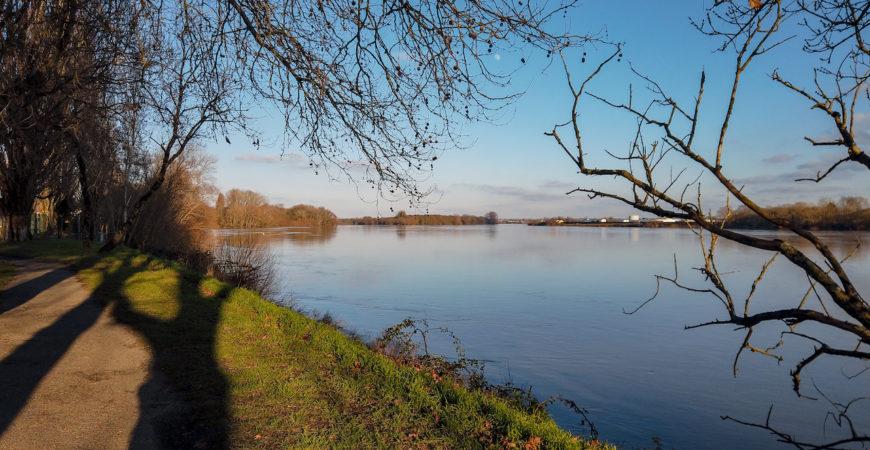 Nantes – Balade en bord de Loire jusqu'à Sainte-Luce-sur-Loire