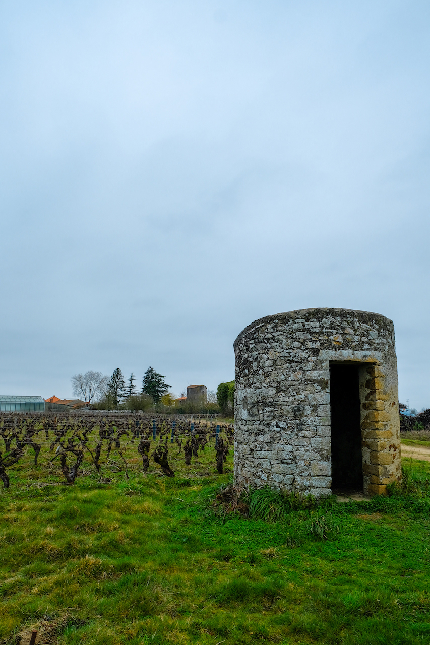 Balade Loire Atlantique Château Thébaud