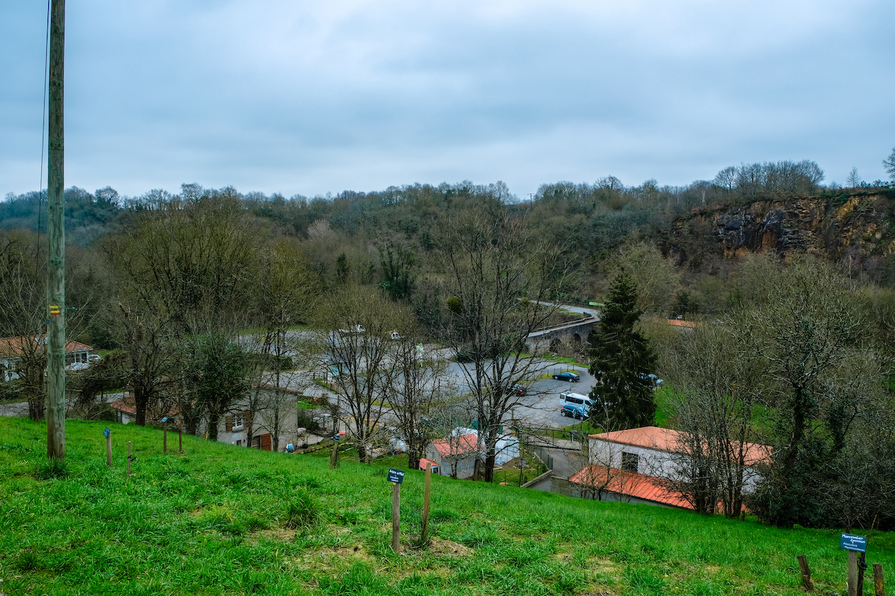 Chpateau Thébaud Pont Caffino