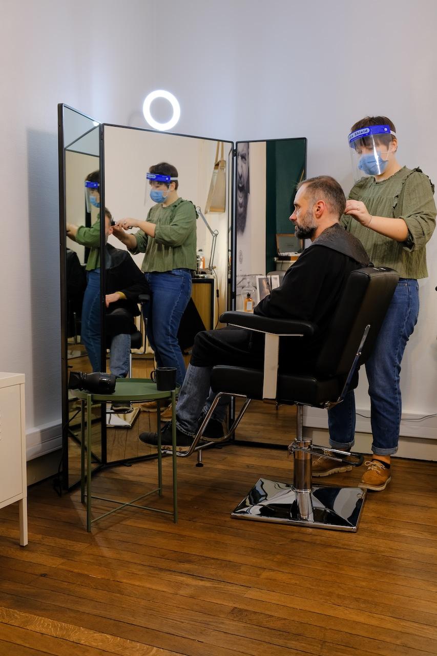 Nantes coiffure Le Petit Hôtel