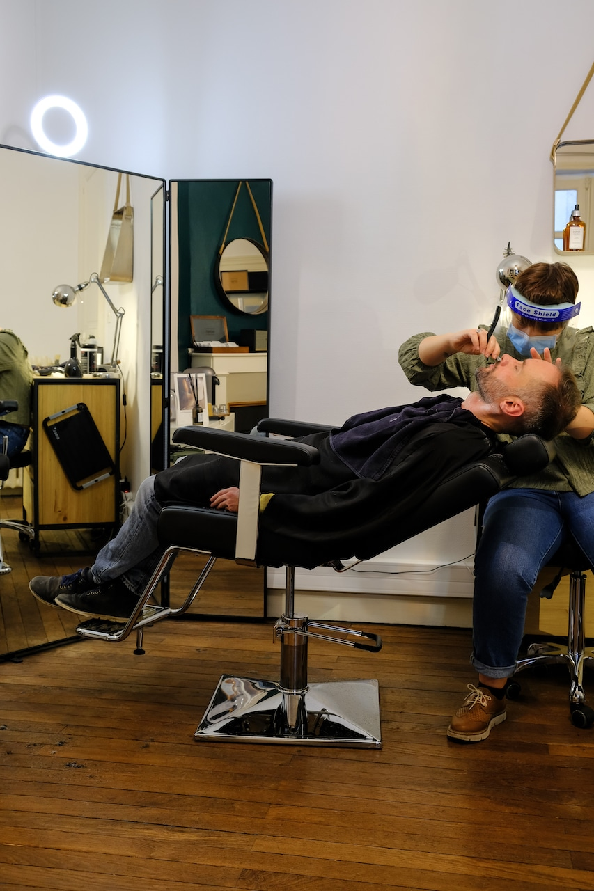 Nantes barbier Le Petit Hôtel