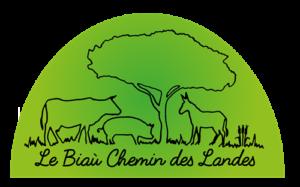 Logo Ferme Biau Chemin des Landes