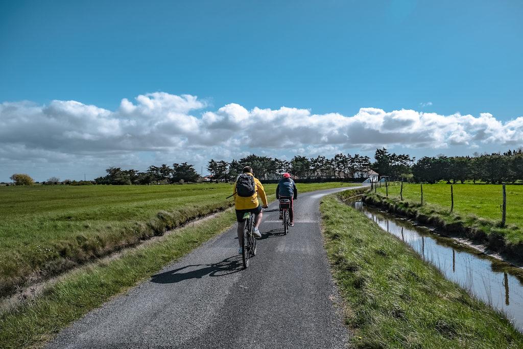 Route Marais Bretons