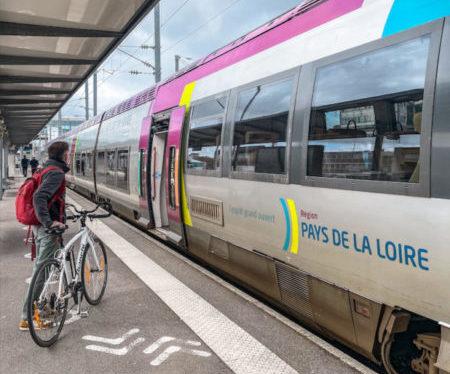 Train Vélo