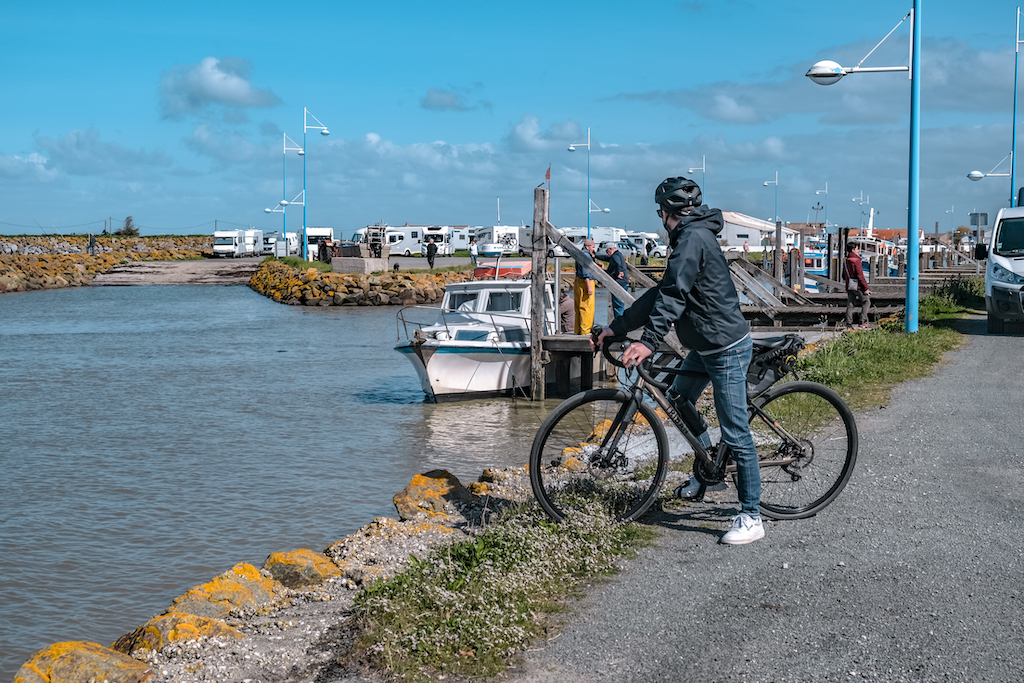 Marais Bretons Port des Brochets