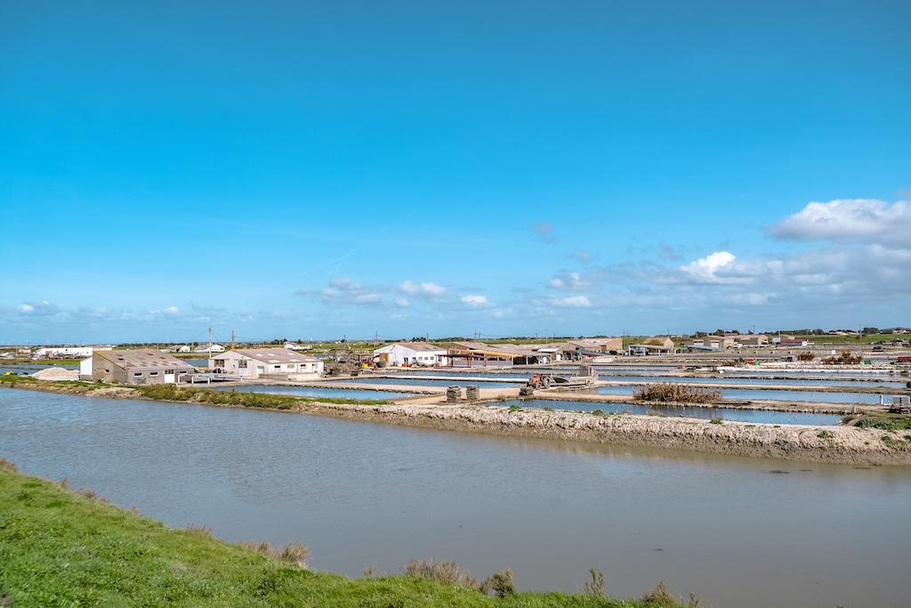 Marais Bretons Port de la Louippe