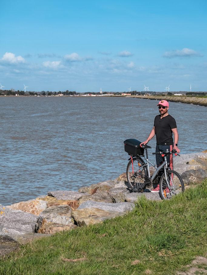 Vélo Marais Bretons