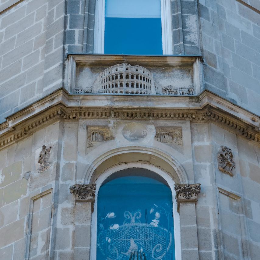 Nantes Immeuble Garreau