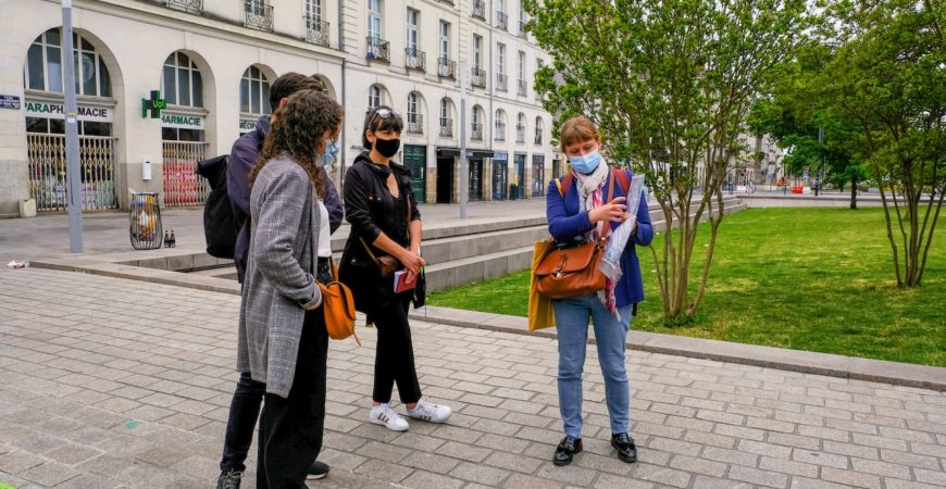 L'Odyssée Curieuse – Visite guidée à Nantes