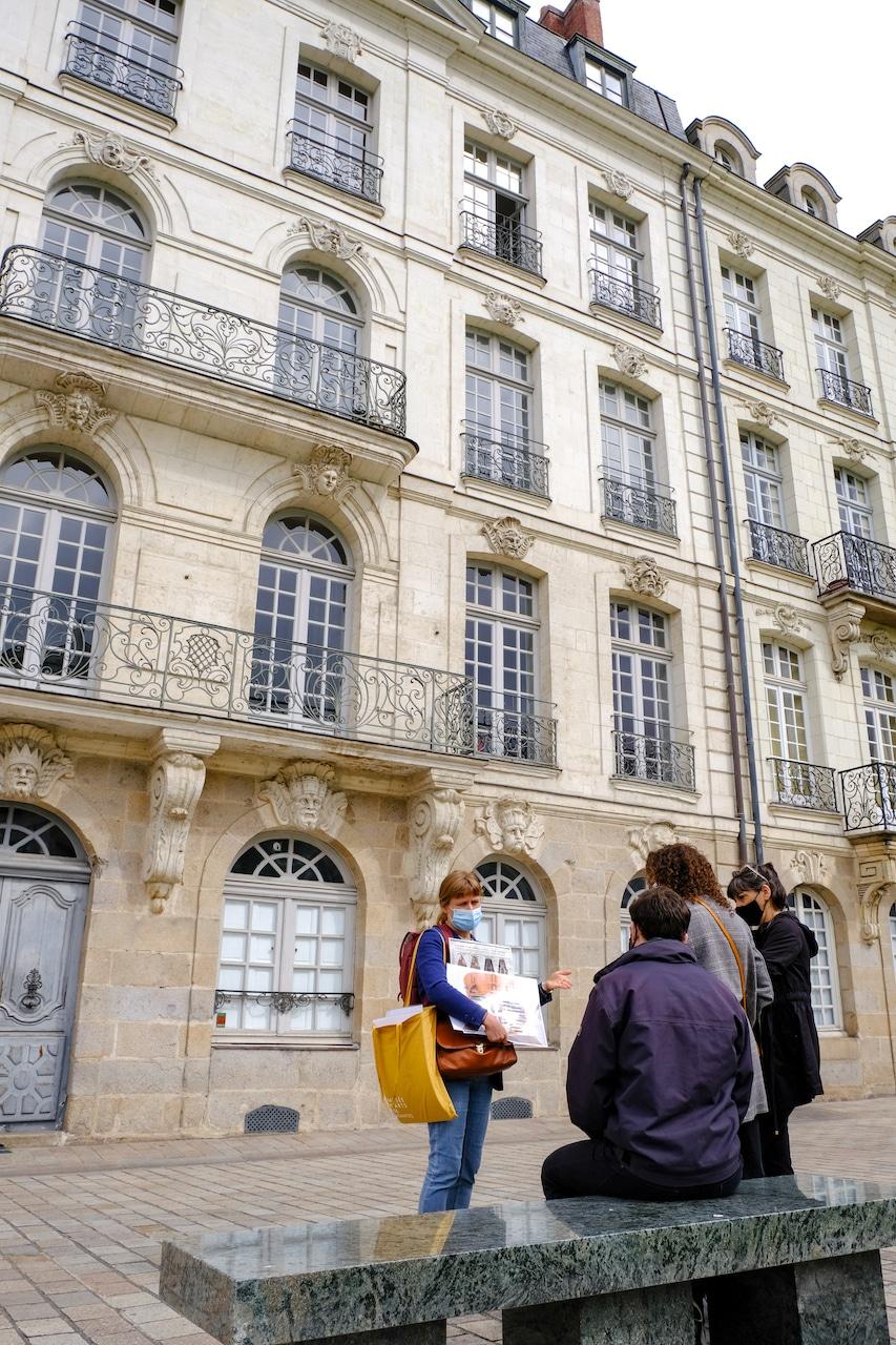 Visite Guidée Nantes
