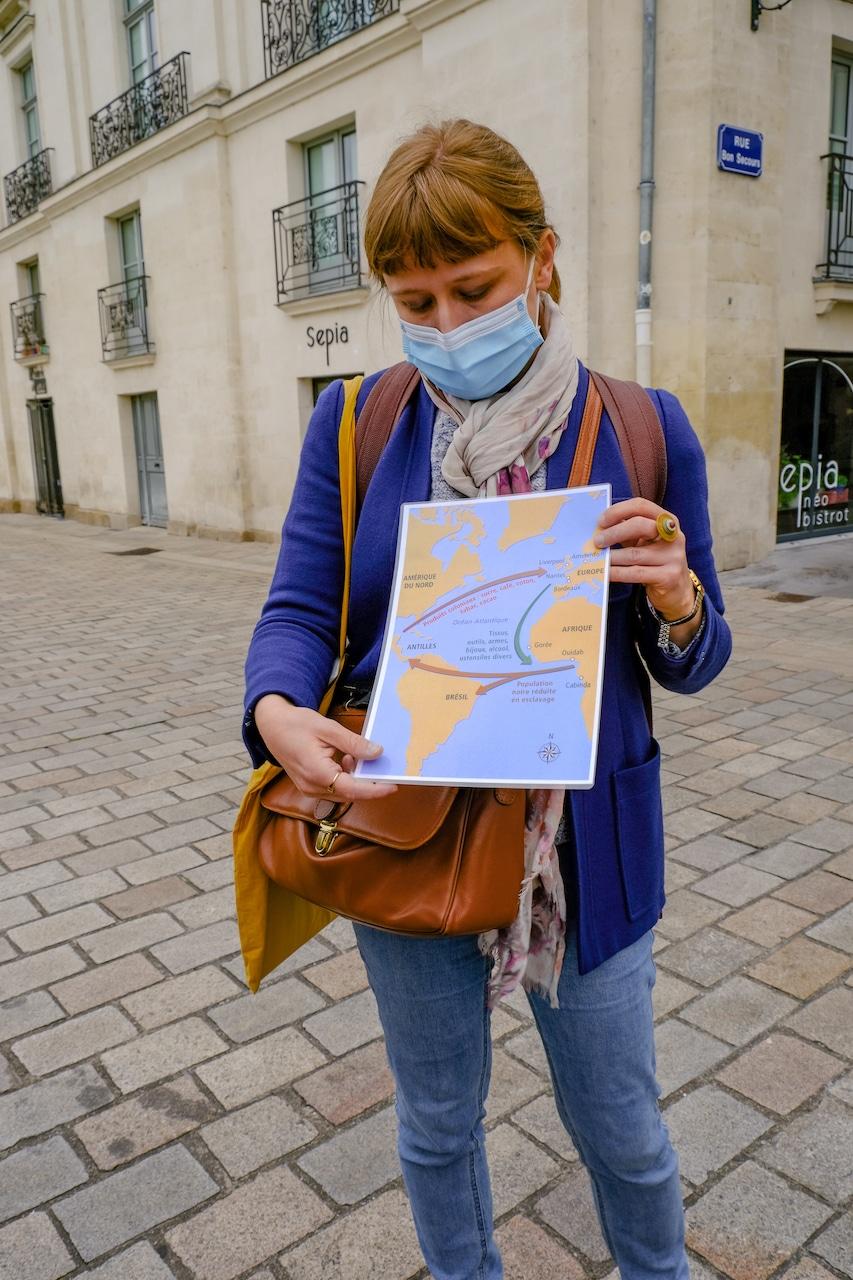 L'Odyssée Curieuse visite guidée Nantes